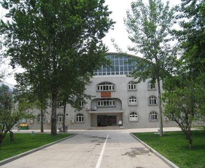 北京体育大学校园 北京外国语大学校园 北京师范大学校园风光图片